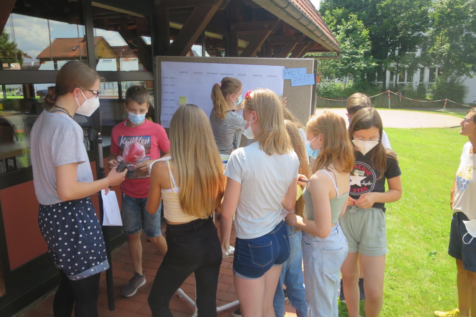 Zukunftswerkstatt für Kinder und Jugendliche ab der 4. Klasse in Bad Staffelstein
